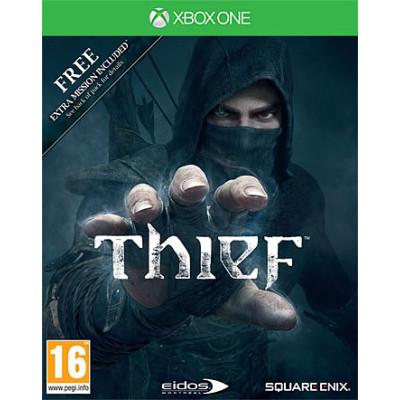 Thief [Xbox One, русская версия с английской обложкой]