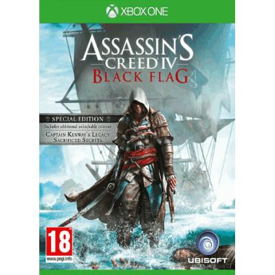 Assassin's Creed IV: Чёрный флаг. Специальное издание [Xbox One, русская версия]