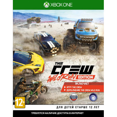 The Crew. Wild Run Edition [Xbox One, русская версия]
