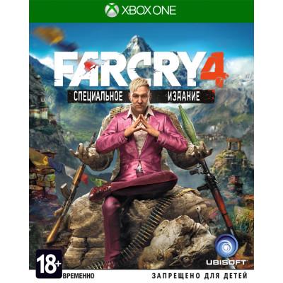 Far Cry 4. Специальное издание [Xbox One, русская версия]