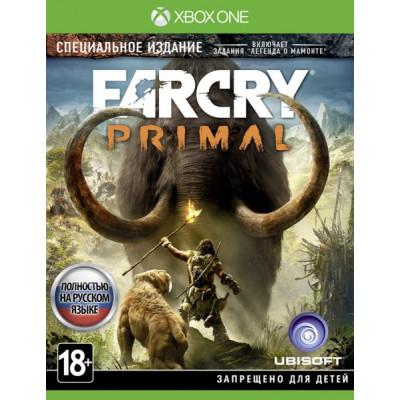 Far Cry Primal. Специальное издание [Xbox One, русская версия]
