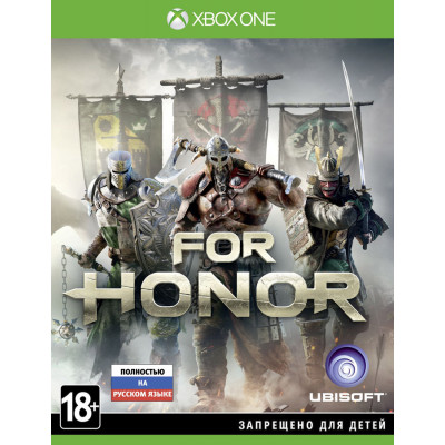 Игра для Xbox One For Honor (русская версия)