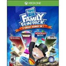 Hasbro Family Fun Pack [Xbox One, английская версия]