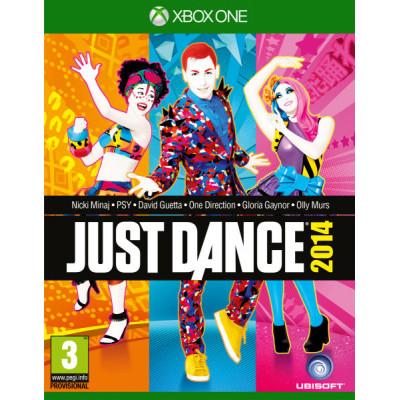 Just Dance 2014 [Xbox One, русская документация]