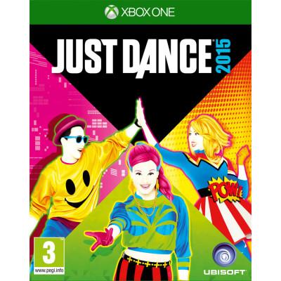 Just Dance 2015 (только для MS Kinect) [Xbox One, английская версия]