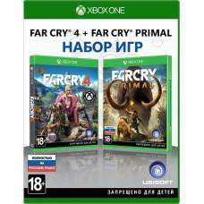 Комплект «Far Cry 4» + «Far Cry Primal» [Xbox One, русская версия]