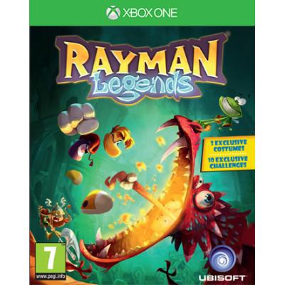 Rayman Legends [Xbox One, русская документация]