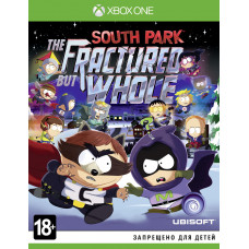 South Park: The Fractured But Whole [XboxOne, русские субтитры]