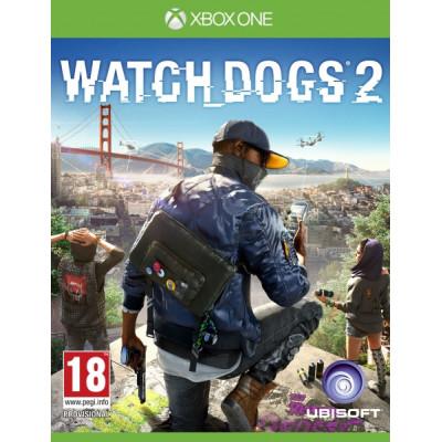 Watch_Dogs 2 [Xbox One, русская версия]