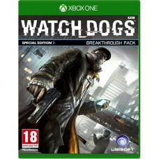 Watch_Dogs [Xbox One, английская версия]