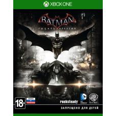 Batman: Рыцарь Аркхема [Xbox One, русские субтитры]