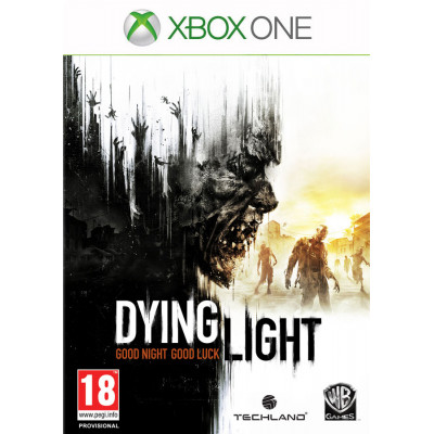 Dying Light [Xbox One, русские субтитры]