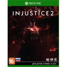 Injustice 2 [Xbox One, русские субтитры]