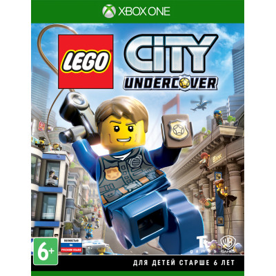 LEGO CITY Undercover [Xbox One, русская версия]