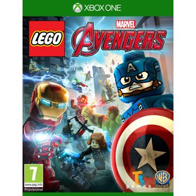LEGO Marvel Мстители [Xbox One, русские субтитры]