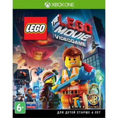 LEGO Movie Videogame [Xbox One, русские субтитры]
