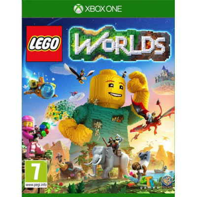 Игра для Xbox One LEGO Worlds (русская версия)