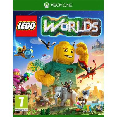 LEGO Worlds [Xbox One, русская версия]