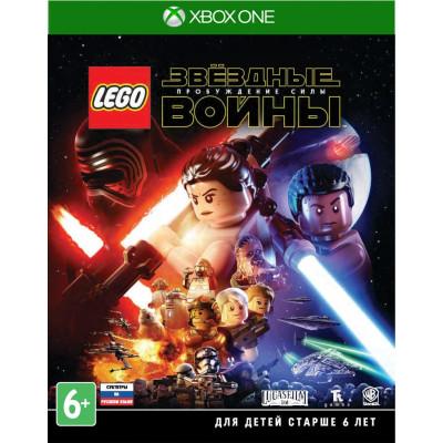 LEGO Звездные войны: Пробуждение Силы [Xbox One, русские субтитры]