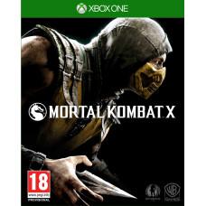 Mortal Kombat X [Xbox One, русские субтитры]