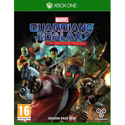 Marvel's Guardians of the Galaxy: The Telltale Series [Xbox One, русские субтитры]