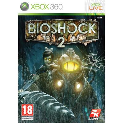 Bioshock 2 [Xbox 360, английская версия]