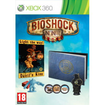 BioShock Infinite. Premium Edition [Xbox 360, английская версия]
