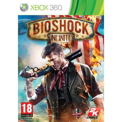 BioShock Infinite [Xbox 360, русская документация]
