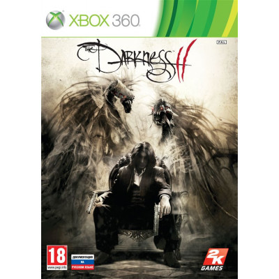 Darkness II [Xbox 360, русская документация]