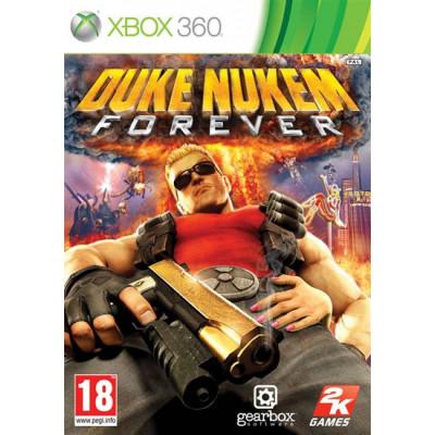 Duke Nukem Forever [Xbox 360, русская документация]