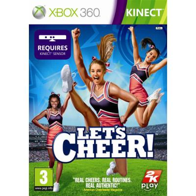 Let's Cheer (только для Kinect) [Xbox 360, английская версия]