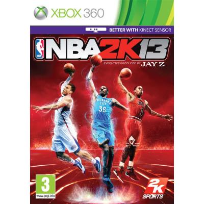 NBA 2K13 [Xbox 360, английская версия]
