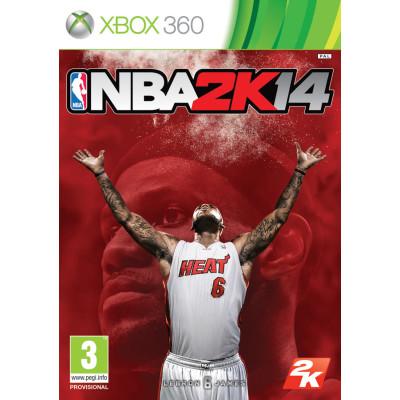 NBA 2K14 [Xbox 360, английская версия]