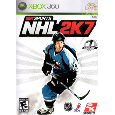 NHL 2K7 [Xbox 360, английская версия]