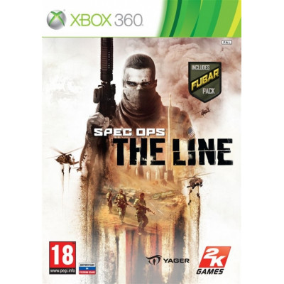 Spec Ops: the Line. Fubar Edition [Xbox 360, русская документация]