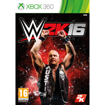 WWE 2K16 [Xbox 360, английская версия]