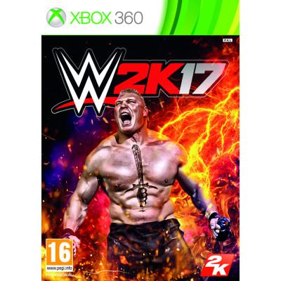 WWE 2K17 [Xbox 360, английская версия]
