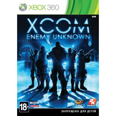 XCOM: Enemy Unknown [Xbox 360, русская версия]