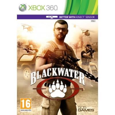 Blackwater (c поддержкой Kinect) [Xbox 360, английская версия]