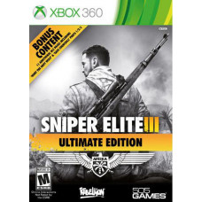 Sniper Elite 3. Ultimate Edition [Xbox 360, русская версия]