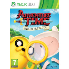 Adventure Time: Finn and Jake Investigations [Xbox 360, английская версия]