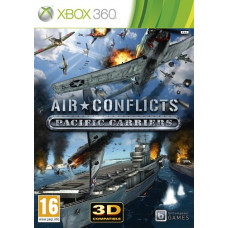 Air Conflicts: Pacific Carriers [Xbox 360, русские субтитры]