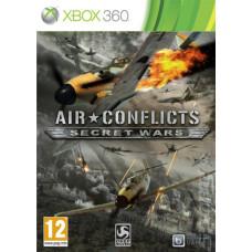 Air Conflicts: Secret Wars [Xbox 360, английская версия]