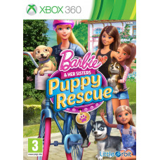 Barbie and Her Sisters: Puppy Rescue [Xbox 360, английская версия]