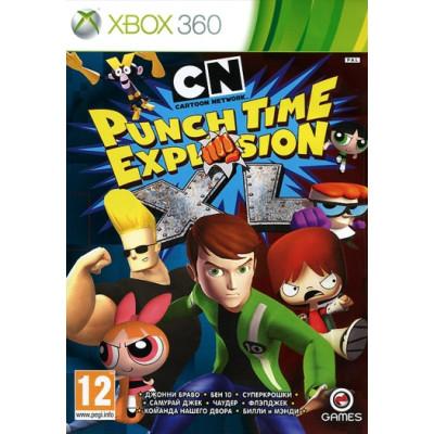 Cartoon Network: Punch Time Explosion XL [Xbox 360, русская документация]