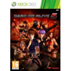 Dead or Alive 5 [Xbox 360, английская версия]