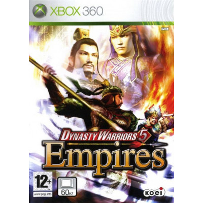 Dynasty Warriors 5: Empires [Xbox 360, английская версия]