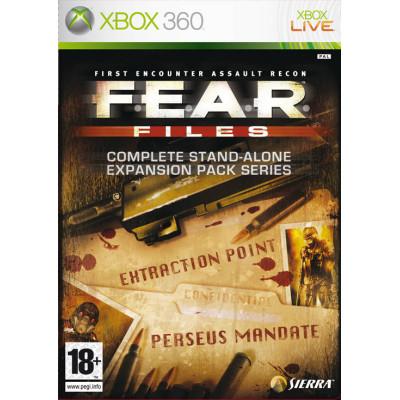 F.E.A.R Files [Xbox 360, английская версия]