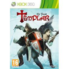 The First Templar [Xbox 360, английская версия]