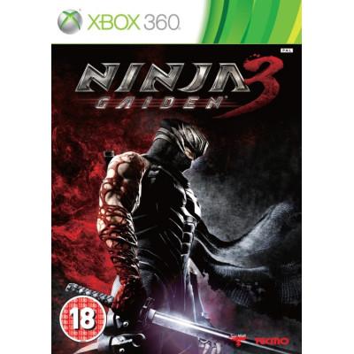 Ninja Gaiden 3 [Xbox 360, английская версия]